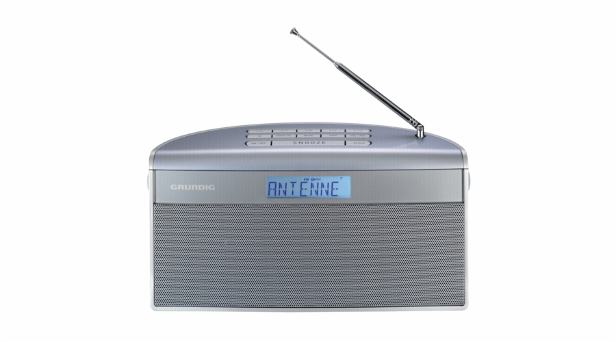 Grundig Music 8000 DAB+ Metallic Blue