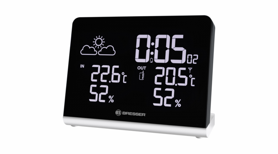 Bresser Temeo TB Radio Weather Station
