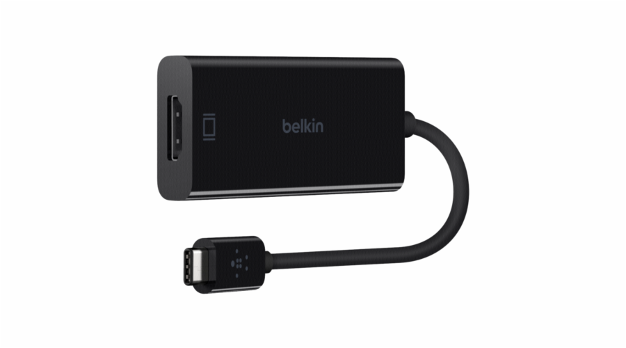 Belkin USB-C to HDMI-Adapter 15cm, black F2CU038btBLK
