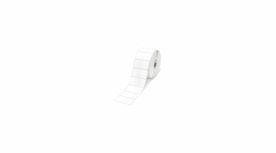 PE Matte Label Die-cut Roll: 102mmx51mm,535ks