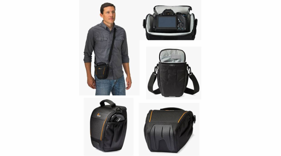 Lowepro Adventura TLZ 20 II (13,5 (7,5) x 9 x 14 cm) - Black