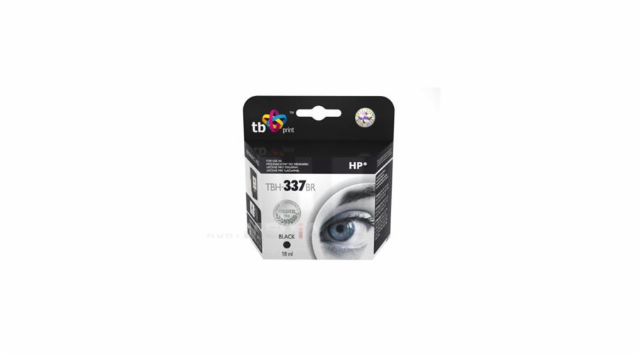 Ink. kazeta TB komp. s HP C9364EE Black, ref.