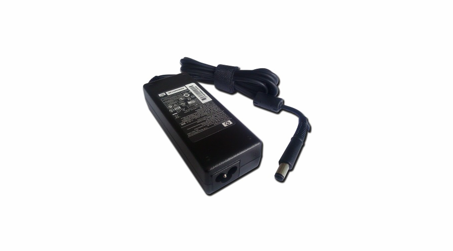 HP OEM AC adapter 90W, 18.5V, 4.86A, 5,0x7,4mm