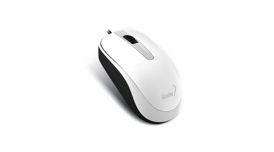 Myš GENIUS DX-120 USB white