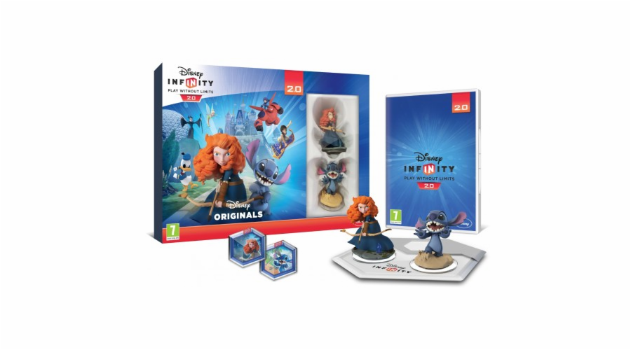 X360 - DI 2.0: Disney Originals Toy Box Combo Pack