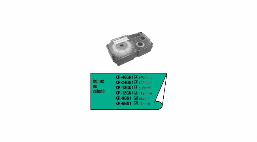 Barvící páska Casio XR 18 GN1