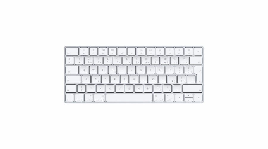 Apple Magic Keyboard CZ