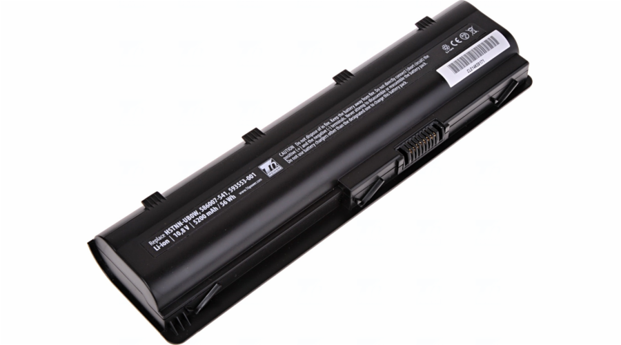 Baterie T6 power HP Pavilion dv3-4000, dv4-4000, dv5-2000, dv6-3000, dv7-4000 serie, 6cell, 5200mAh