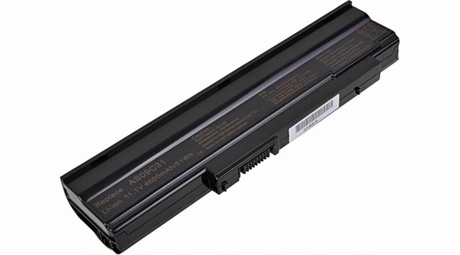 Baterie T6 power Acer Extensa 5235, 5635, eMachines E528, E728, 6cell, 5200mAh