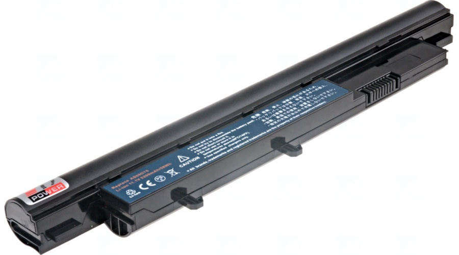 Baterie T6 power Acer Aspire 3810T, 4810T, 5810T, TravelMate 8371, 8471, 8571, 6cell, 5200mAh