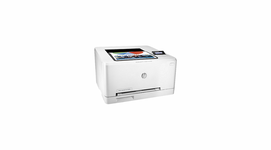 HP Color LaserJet Pro M252n (A4, 18 ppm, USB, Ethernet)