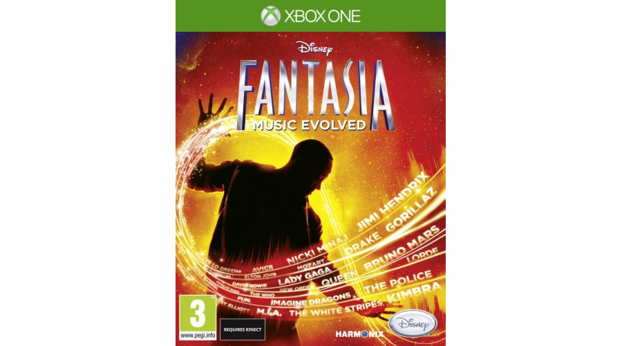 XBOX ONE - Disney Fantasia: Music Evolved