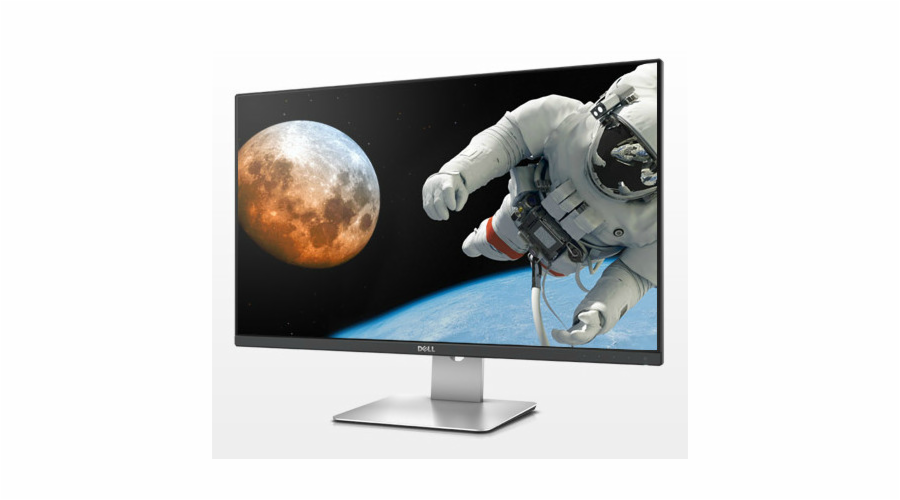 "Dell S2715H WLED LCD 27""/6ms/1000:1/Full HD/VGA//HDMI/USB/IPS panel/repro/cerny"