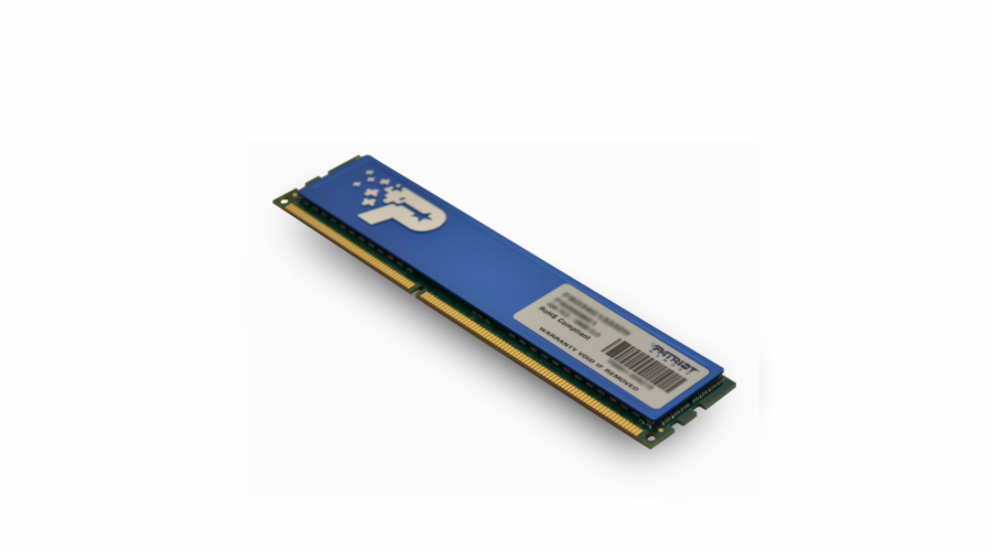 4GB DDR3-1600MHz PATRIOT CL11 s chladičem