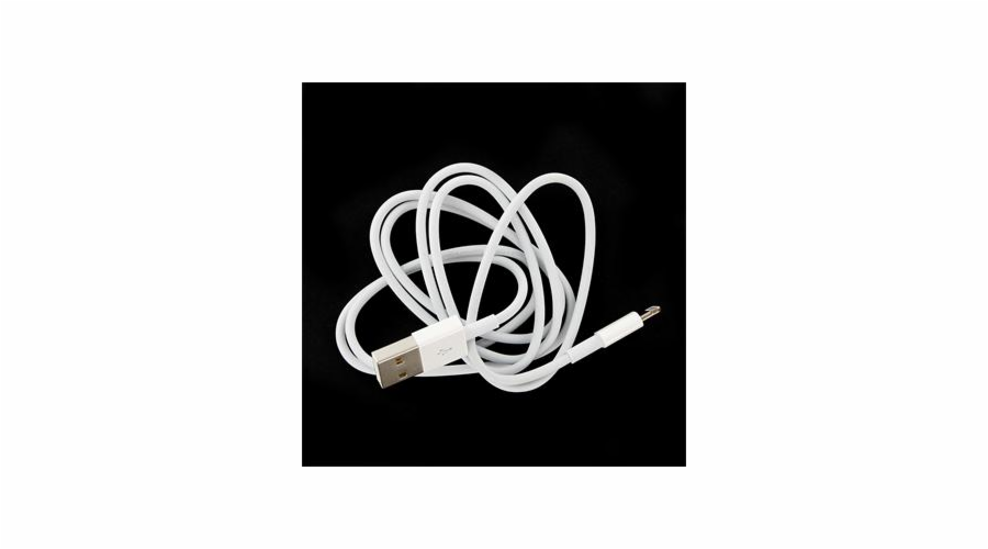 MD819 iPhone 5 Original Datový Kabel White 2m Bulk