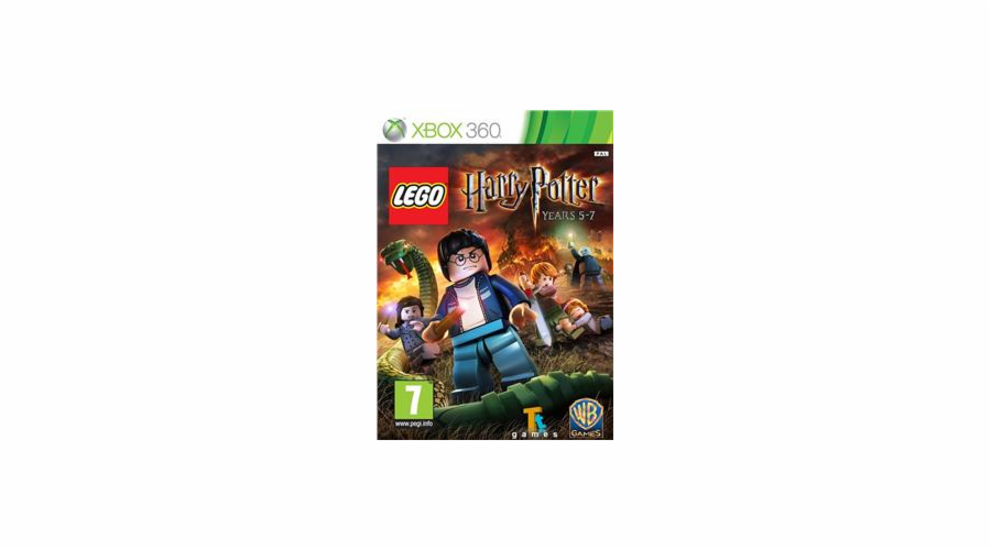 X360 - LEGO HARRY POTTER 5-7