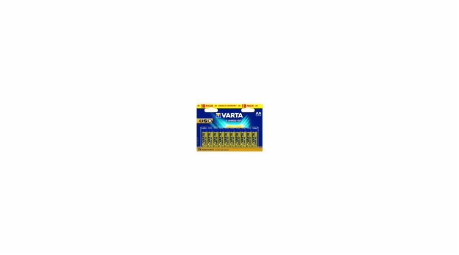 Baterie Varta Longlife AA 10ks
