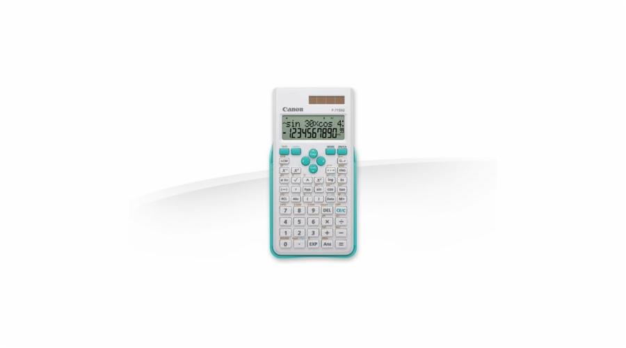 Canon kalkulačka vědecká F-715SG WHITE & BLUE EMEA