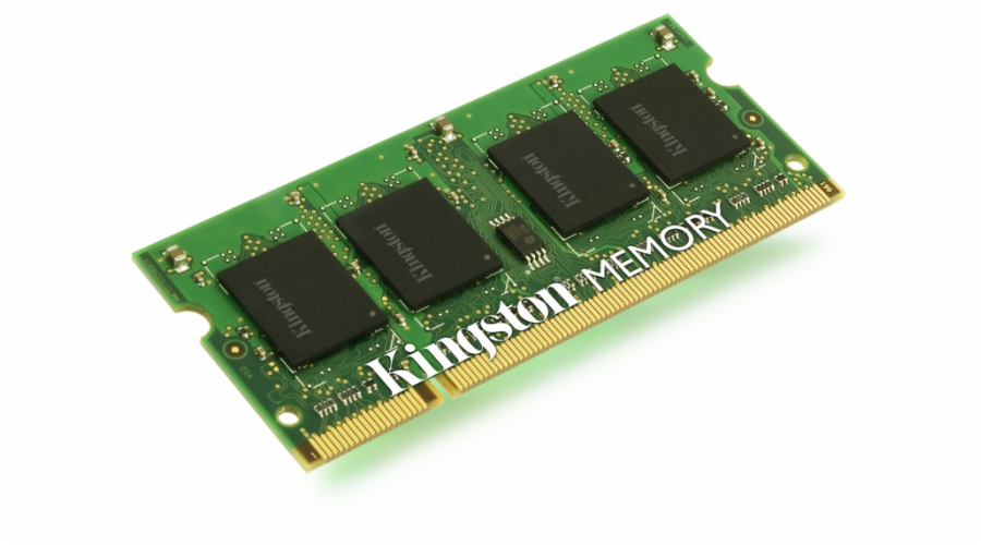 KINGSTON DDR3 2GB 1333MHz DDR3L Non-ECC CL9 SODIMM 1Rx16 1.35V