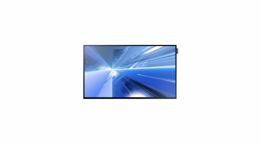 "32"" LED Samsung DC32E-FHD,330cd,MP,slim,16/7"