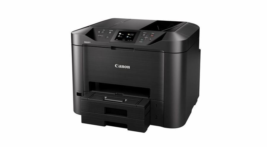 Canon MAXIFY MB5450 - PSCF/WiFi/AP/LAN/DADF/Duplex/CloudPS/USB