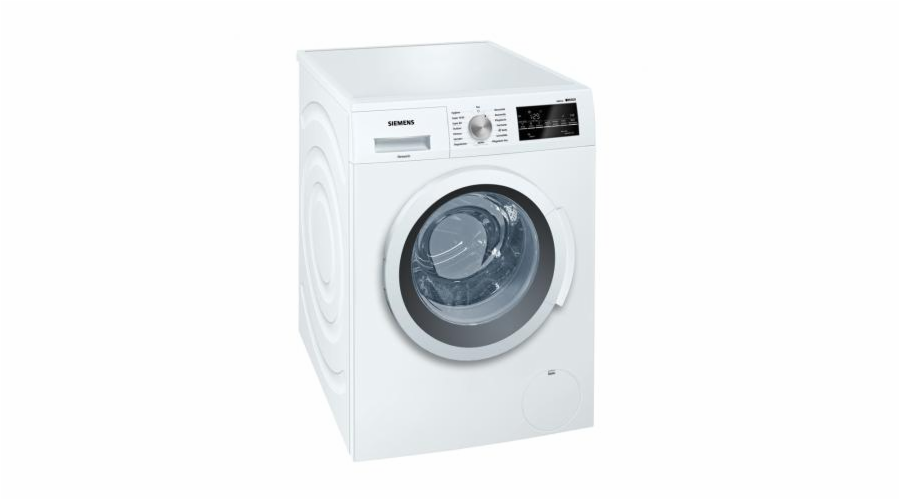 Siemens WM14T420 iQ500 Waschmaschine Frontlader A+++ 7kg weiß