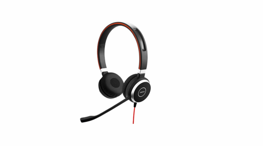 Jabra Evolve 40, Duo, Jack