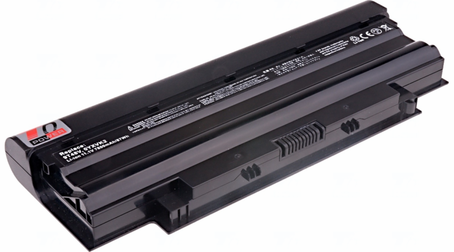 Baterie T6 power Dell Inspiron 13R, 15R, 17R, 9cell, 7800mAh