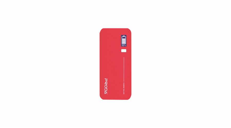 Power Bank Proda EX 20000mAh Črvn. REMAX
