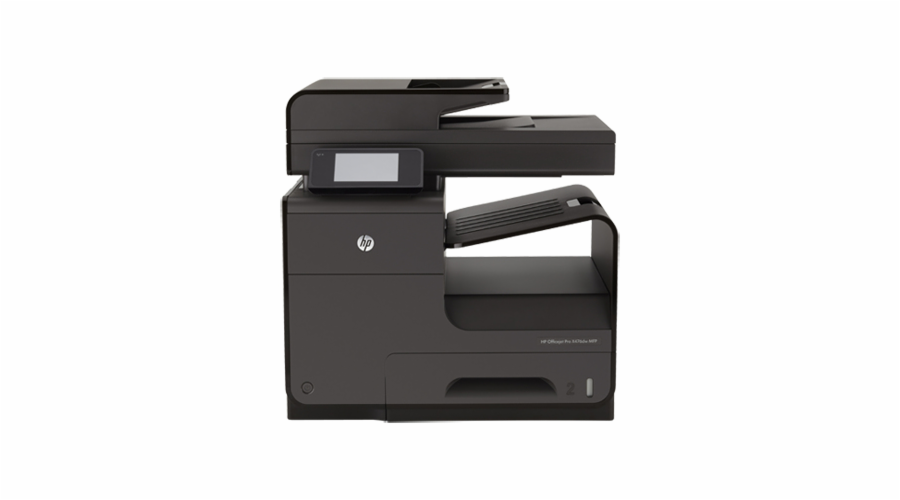 HP Page Wide Pro MFP 477dw (A4, 55 ppm, USB 2.0, Ethernet, Wi-Fi, Print/Scan/Copy/Fax)