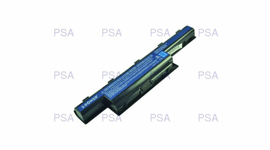 2-Power baterie pro ACER Aspire 4251, 11,1V, 4400mAh, 6 cells, Black - Aspire E1,Aspire V3,4250,4252,4253, Aspire 4333,4551, 4741