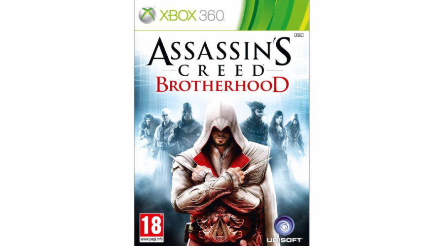XBOX 360 hra Assassins Creed Brotherhood
