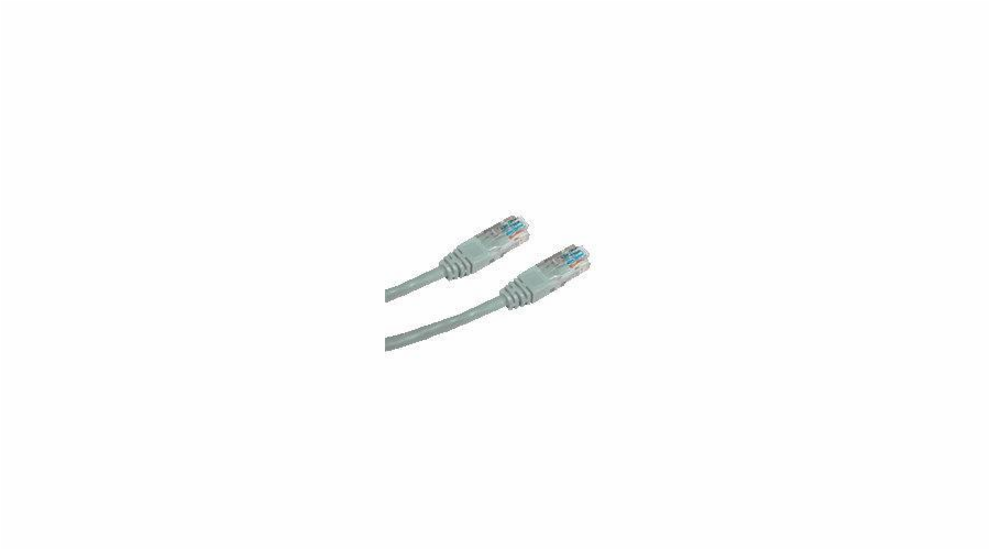 DATACOM Patch cord UTP Cat6 šedý 75m