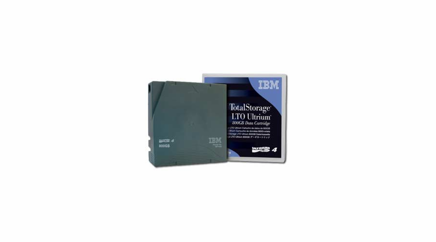 System x IBM Ultrium LTO4 800/1600GB data cartridge (46C5359) - 1ks