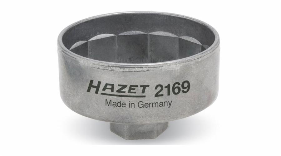 """Hazet -Klíč na olejové filtry 3/8"""" 2169"""