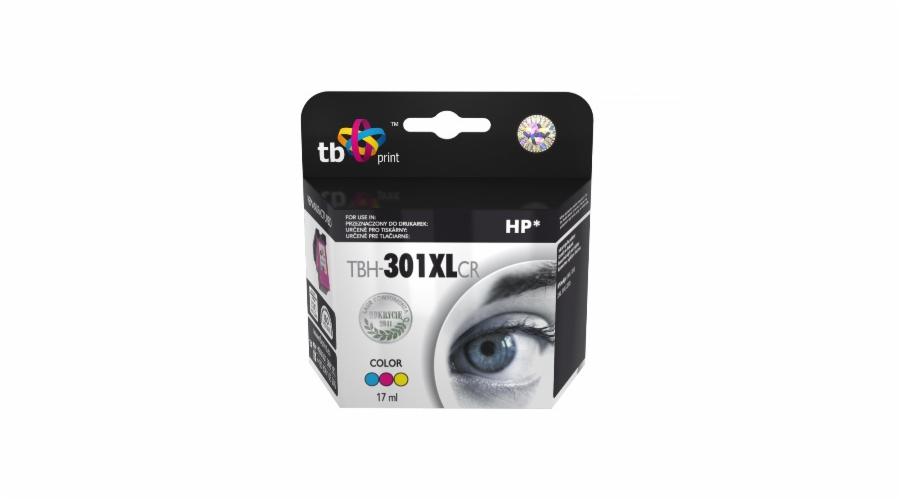 Ink. kazeta TB komp. s HP CH564EE (No.301XL) ref.