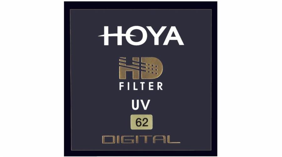 Hoya HD UV 62mm Super Multi Coated