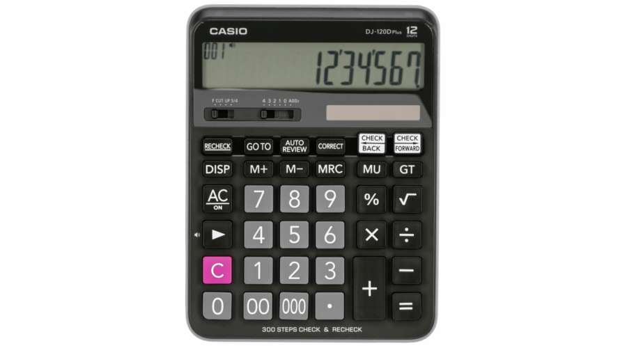 Casio DJ-120D Plus