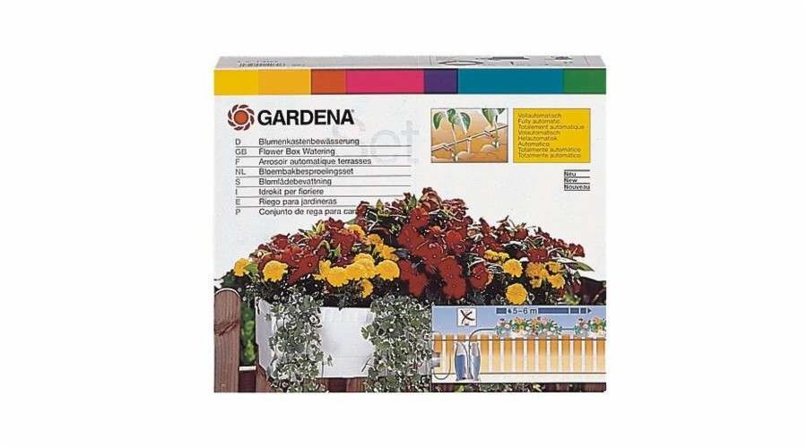 Zavlažování Gardena 1407-20 automatické