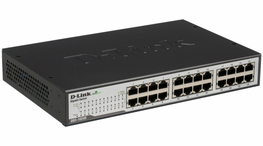 Switch D-Link DGS-1024D/E