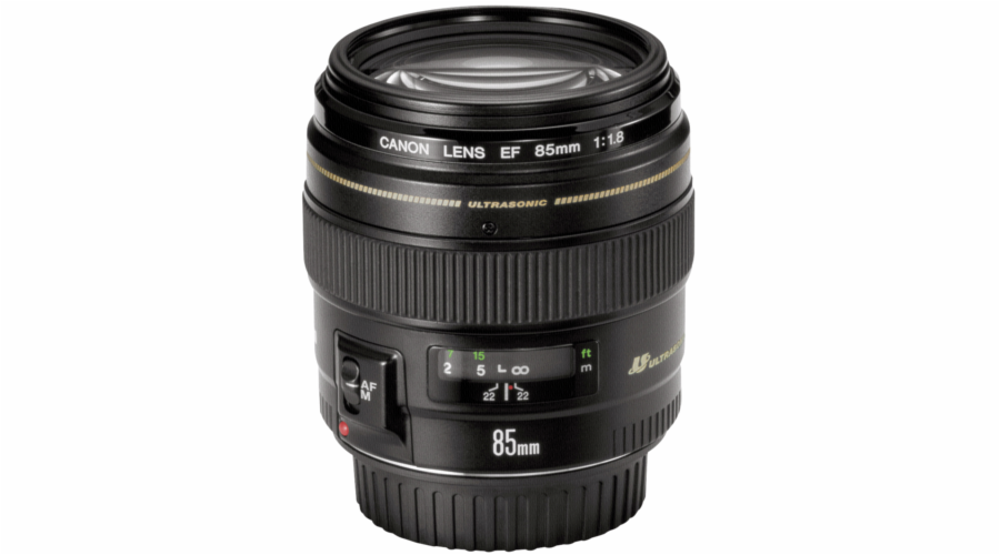 Objektiv Canon EF USM 1,8/85