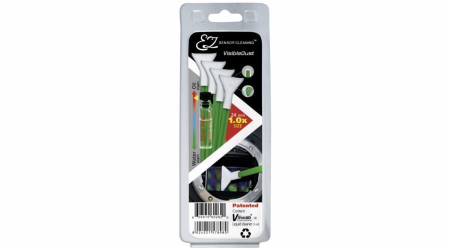 Visible Dust EZ Kit Smear Away 1.0 green