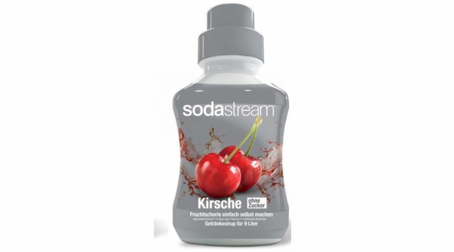 SodaStream sirup třešeň bez cukru