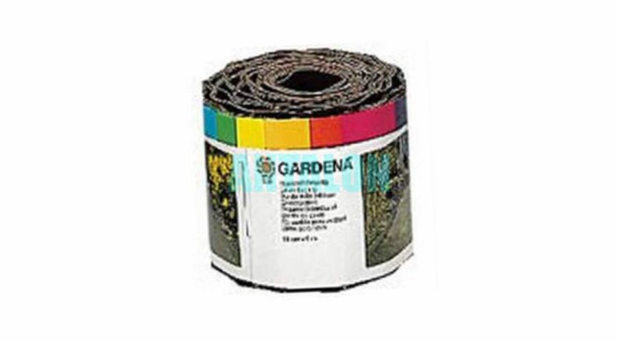 Obruba záhonu Gardena, 15 cm výška / 9 m délka (0532-20)