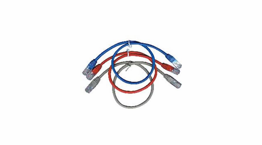 Eth Patch kabel GEMBIRD c5e UTP 1m