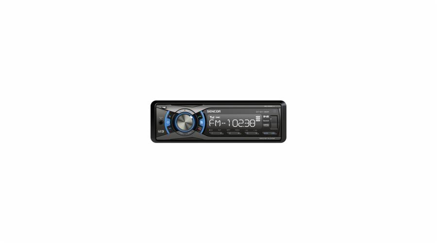 SCT 6011DBMR DAB+/USB/SD SENCOR