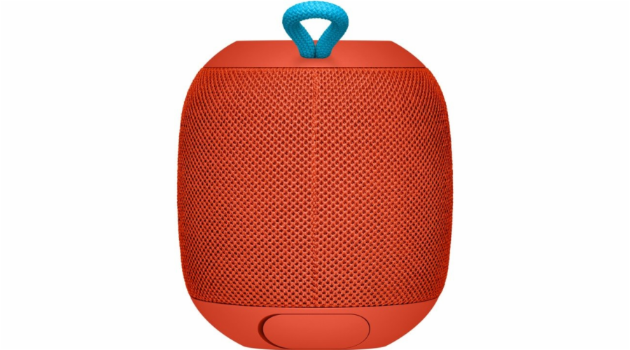 Reproduktor Logitech UE Wonderboom Bluetooth Fireball Red