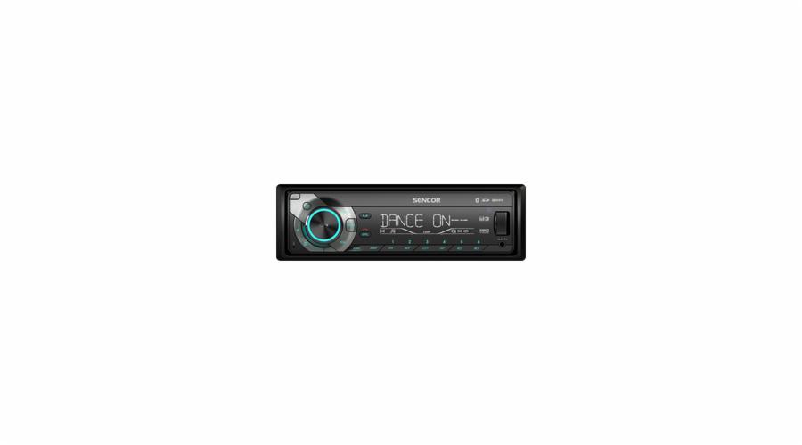 SCT 5051BMR AUTORÁDIO S USB/SD SENCOR