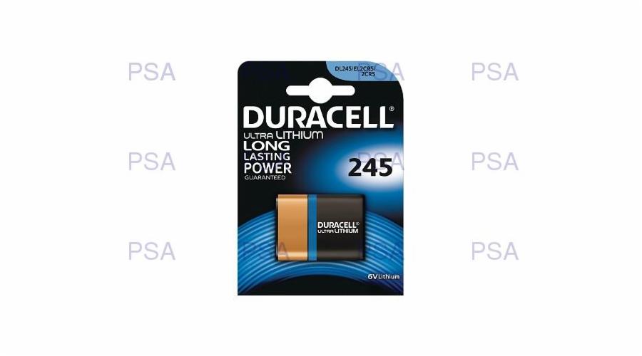 DURACELL Baterie - DL245 Baterie do digitálního fotoaparátu 6V, 500mAh