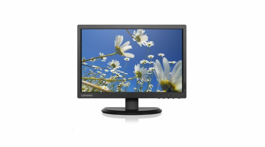 "Lenovo LCD E2054 Wide 19,5"" IPS LED/16:10/1440x900/250cd-m2/1000:1/7ms/VGA/VESA"